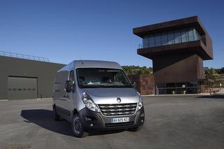 Neuer Renault Master auch mit Hinterradantrieb erhältlich