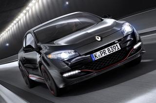 Mégane Coupe RS - Ein Kracher für die Straße