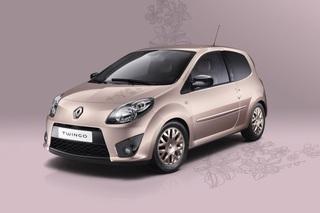 Renault Twingo Sondermodell - Blumen für die Dame