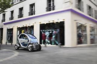 Renault Twizy - König der Innenstadt