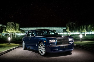 Rolls-Royce Bespoke Celestial Phantom - Ein echtes Schmuckstück