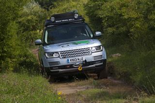 Range Rover Hybrid - Es darf etwas weniger sein