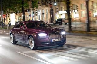 Rolls-Royce Wraith - Gespenster-Stunde (Kurzfassung)