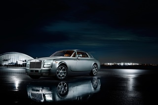 Rolls-Royce Phantom Coupe Aviator Collection - Zu Lande wie in der ...