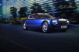 Rolls-Royce Phantom Series II - Straffung der Augenpartie