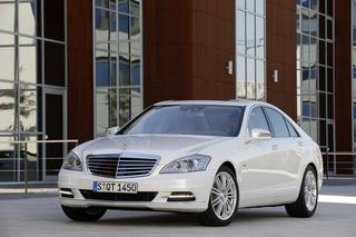 Mercedes: S 300 CDI kommt - Mild-Hybride gehen