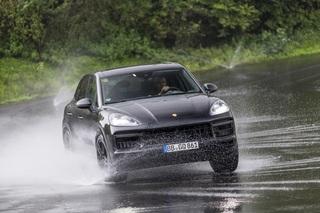 Porsche Cayenne - Mehr Elfer