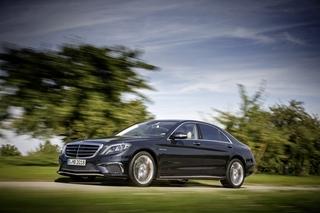 Mercedes S 65 AMG - Alle Kraft voraus