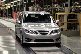 Saab 9-3 - Erstes Auto unter neuer Regie ist fertig