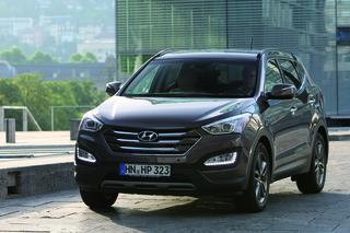 Hyundai Santa Fe - Kein Lückenfüller (Vorabbericht)