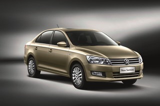 Neuauflage von Chinas Volkswagen - Santana mit einem Hauch Luxus