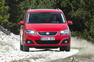 Seat Alhambra und Leon FR - Allrad-Van und Sport-Golf aus Spanien (...