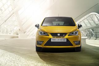 Seat Ibiza Cupra Concept - Image-Träger mit Leistungs-Plus