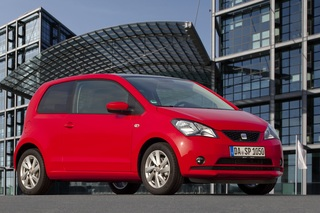 Seat-Elektroautos - Der Kleinste darf als erster