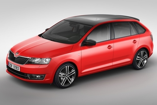 Skoda Rapid Spaceback - Preiswert in die Golf-Klasse