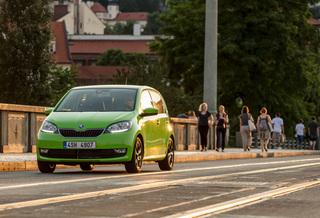Fahrbericht: Skoda Citigo Facelift - Aufgefrischt statt neu gemacht