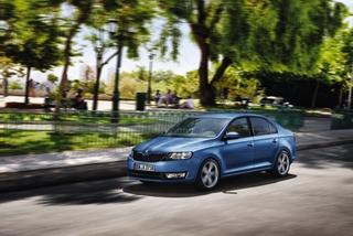 Skoda Rapid Drive - Komfort-Aufwertung für Preisbewusste