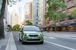 Skoda Citigo - Ab in die City (Kurzfassung)