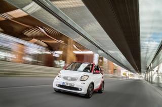 Test: Smart Fortwo Cabrio - Das Breite-Grinsen-Auto