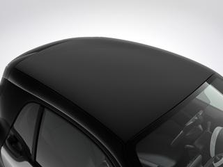 Smart Fortwo  - Softe Optik für hartes Dach