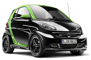 Smart Brabus - Leises Öko-Tuning