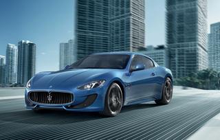 Maserati GranTurismo Sport - Zehn Extra-Pferdchen