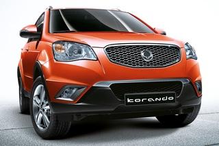Ssangyong Korando - Benziner für das Korea-SUV
