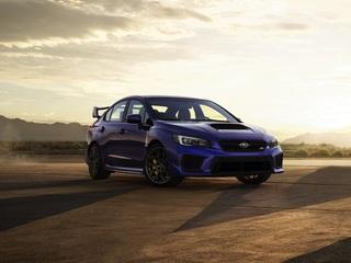Subaru WRX STi Facelift - Mit neuem Kampfgesicht