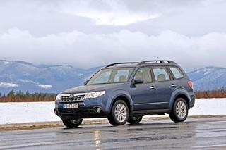 Subaru Forester - Weniger Verbrauch, mehr SUV (Kurzfassung)