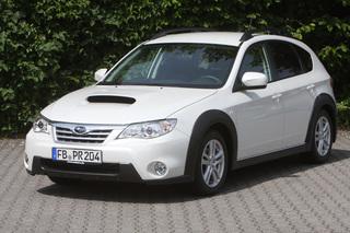 Subaru Impreza XV - Crossover mit Beplankung und Allrad (Vorabbericht)