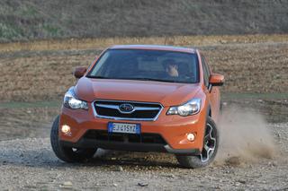 Subaru XV - Kompakt-SUV nun auch vom Allradspezialisten
