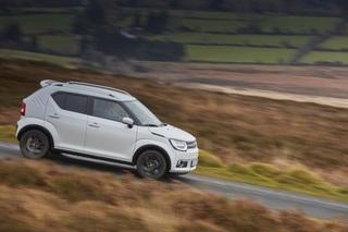 Fahrbericht: Suzuki Ignis - So klein und schon Allrad