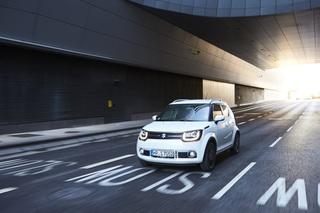 Suzuki Ignis auf dem Pariser Autosalon - Das erste Baby-SUV