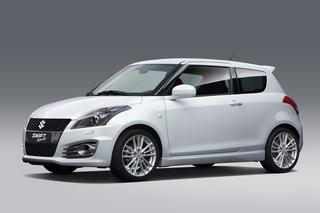Suzuki Swift Sport - Schnell auf die IAA