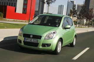 Suzuki Splash - Etwas weniger – etwas mehr