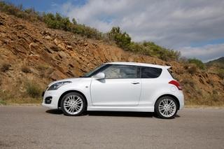 Suzuki Swift Sport - Japanischer Nobel-Mini (Vorabbericht)