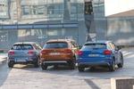 Audi Q2, Mini Clubman und Seat Ateca im Vergleich: Kompakt-SUV und ...