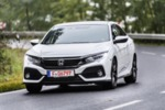 Neuer Honda Civic (2017) im Fahrbericht: Das kann Generation 10 mit...
