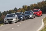 A6 Avant, T-Modell, Superb Combi und V90 im Test: Standortbestimmun...