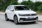VW Tiguan 2.0 TDI Biturbo (2016): Deutschlands beliebtester SUV im ...