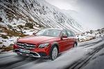 Mercedes E 220 d 4Matic All-Terrain im Fahrbericht: Der neue Geländ...