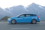Volvo V60 Polestar im Fahrbericht: Wie fährt der Turbo-Kombi mit 36...