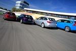 Audi S4 Avant, 340i Touring, C 43 T, V60 Polestar im Vergleich: Kom...