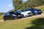 DS 3 THP 208 vs. Ford Fiesta ST200 vs. VW Polo GTI: 200-PS-Kleinwag...
