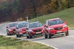 Mazda, Opel, Peugeot,Renault: Vier Kompakt-SUV im&nbs...