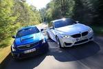 BMW M3 vs. CadillacATS-V: Konkurrenz für denPla...