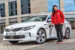 Kia Optima 2.0 GDI PHEV im Test: Koreanische Limousine mit Plug-in-...