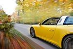 Porsche 911 Targa 4S im Test: Allrad-Targa mit Biturbo-Boxer-Punch