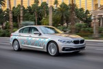 BMW 5er (CES 2017) mit Personal CoPilot: Testfahrt im ersten autono...