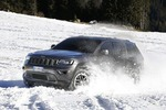 Jeep Grand Cherokee Trailhawk Fahrbericht: Nachgeschärft ins Gelände